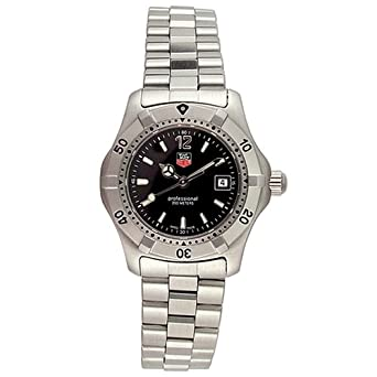 36466e31603d Amazon.com  TAG Heuer Women s WK1310.BA0319 2000 Classic Watch  Tag ...