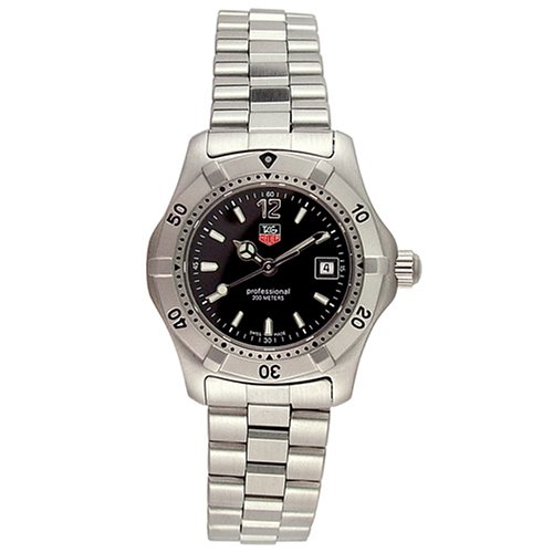 Amazon.com: TAG Heuer Womens WK1310.BA0319 2000 Classic Watch: Tag Heuer: Watches
