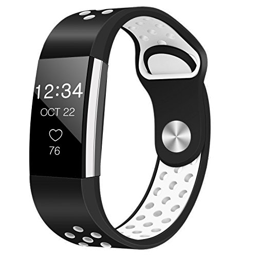 For Fitbit Charge 2 Bands, Humenn Replacement Accessory Spor