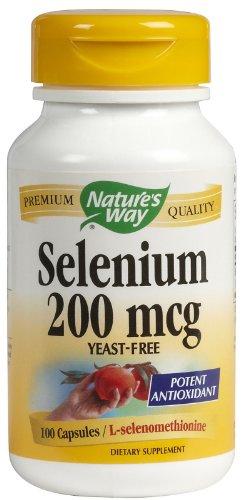 Natures Way Selenium 200 Mcg ()