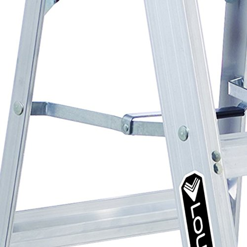 Louisville Ladder AS3008 300-Pound Duty Rating Aluminum Stepladder, 8-Foot by Louisville Ladder (Image #6)
