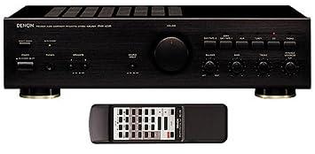 Denon PMA-425R HiFi-Amplificador Integrado de Negro