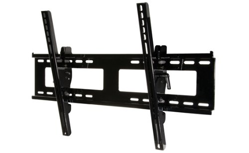 Peerless PT650 Universal Tilt Wall Mount for 39-Inch to 75-Inch Displays (Black) from Peerless