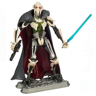 [Star Wars 2010 General Grievous by Hasbro - Saga Legends Sl No. 09] (Star Wars General Grievous)