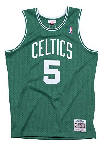Mitchell & Ness Boston Celtics Kevin Garnett Swingman Jersey (M, Green)