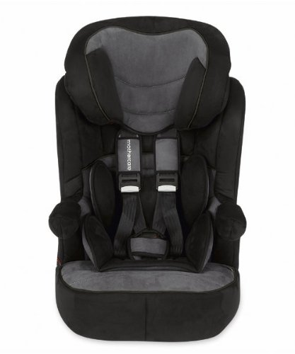 Mothercare Advance XP Highback Booster Car Seat Black