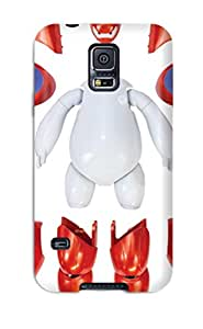 High Quality DeaneRipman Big Hero 6 Skin Case Cover Specially Designed For Galaxy - S5