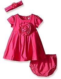 Baby Girls' Big Flowr Dress