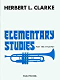img - for O2279 - Elementary Studies for the Trumpet book / textbook / text book