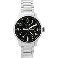 Filson Men's Shinola Mackinaw Argonite Field Stainless Steel Watch 11000302