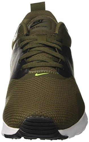 Nike Air Max Tavas Se, Scarpe da Ginnastica Basse Uomo Verde (Cargo Khaki/Cargo Khaki/Black)