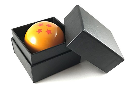 Price comparison product image Premium Dragon Ball Z Herb Grinder - 3 Piece Magnetic Grinder Used for Herbs,  Tobacco,  and Spices - Gift Box Included