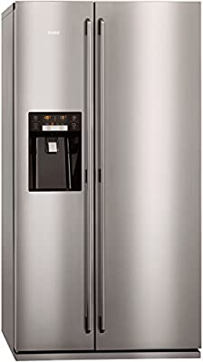 AEG S 96090 xvm2 High End Side by side nevera/congelador, completo ...
