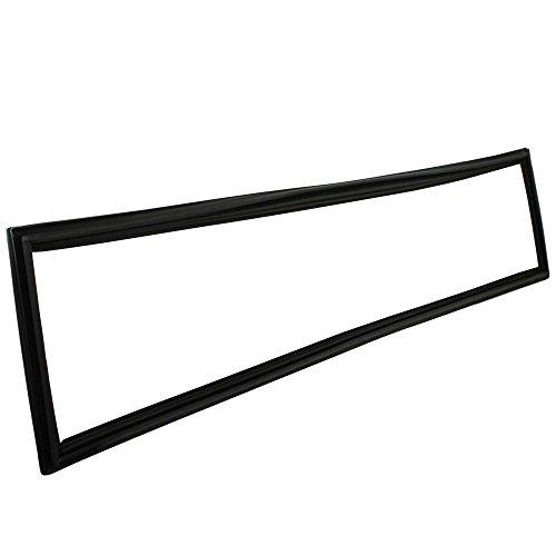 Frigidaire 241786006 Refrigerator Freezer Door Gasket - Freezer Black Professional