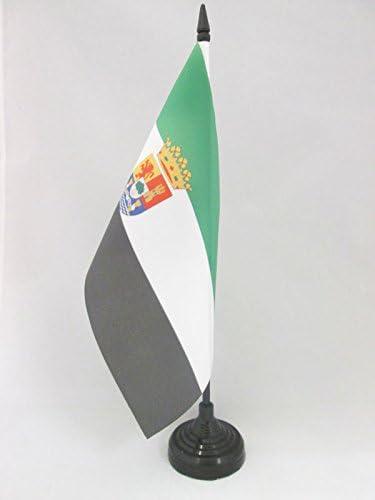 Amazon.com: AZ FLAG Estremadura - Bandera de la región ...