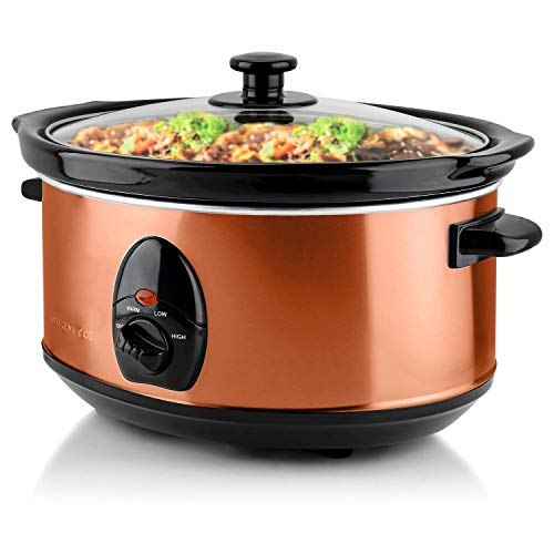 slow cooker orange - 5