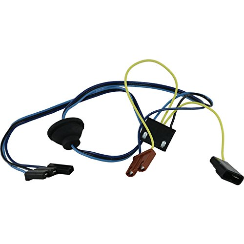 - Eckler's Premier Quality Products 50-206325 Chevelle Windshield Wiper Motor Wiring Harness, 2-Speed, With Washer,