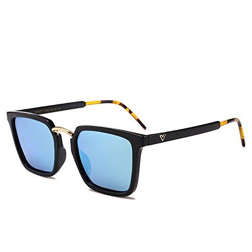 Conducción Purple Polarizadas De Anti Gafas De Blue Estilo UV Polarizadas Sol Moda De Gafas Unisex Vintage vwwxq6PC