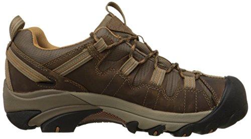 KeenTarghee II - Sneaker Uomo Marrone (Cascade Brown/Brown Sugar)