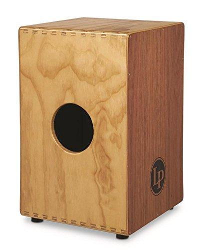Latin Percussion LP8800MT LP Multi-Tone Two Sided Cajon Peruvian Flamenco