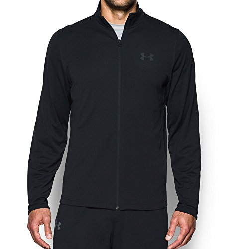 Under Armour Men's Maverick Jacket, Medium, Black/Stealth Gray by Under Armour