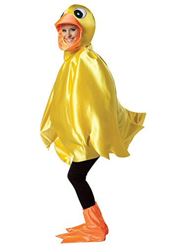 Rasta Imposta Ducky Adult, Yellow, One Size