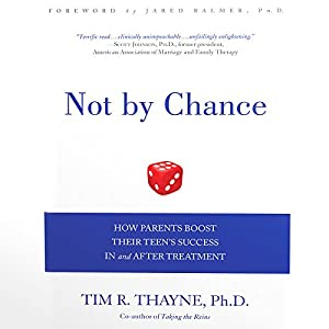 Not by Chance Audiobook