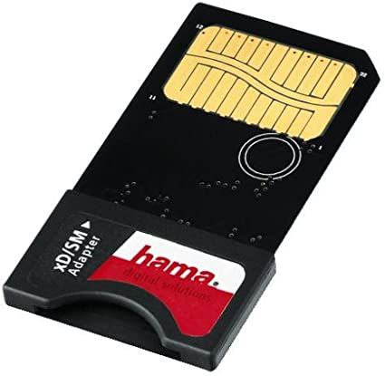 Hama Xd Sm Adapter Computer Zubehör