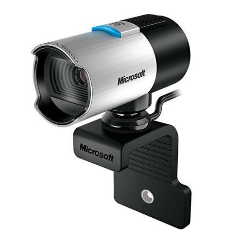 (Microsoft Q2F-00013 USB 2.0 LifeCam Webcam )