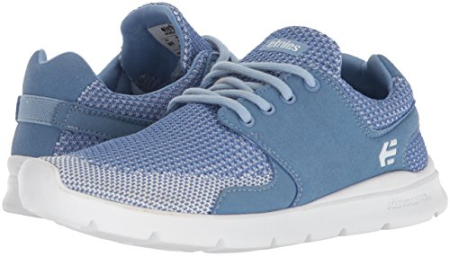 Blue Chaussures Femme Etnies Scout Sneakers U5qWdI