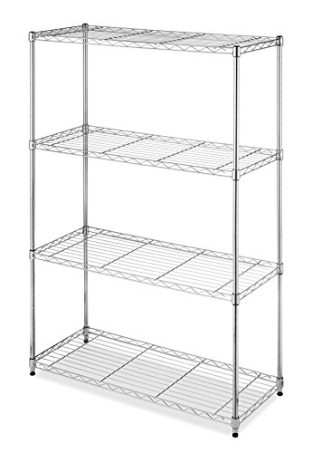 (Whitmor  Supreme 4 Tier Chrome Shelving)