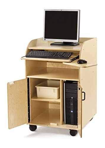Jonti-Craft 1085JC Mobile Technology Stand, Keyboard Tray Kit (Collection Keyboard Tray)