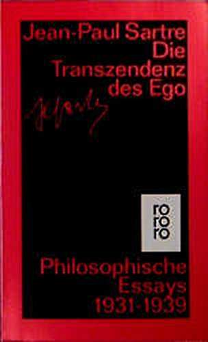 die-transzendenz-des-ego-philosophische-essays-1931-1939