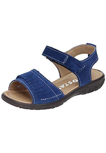 Ricosta girls Sandal blue size 27.0 EU (Girls Ricosta Shoes Kids)