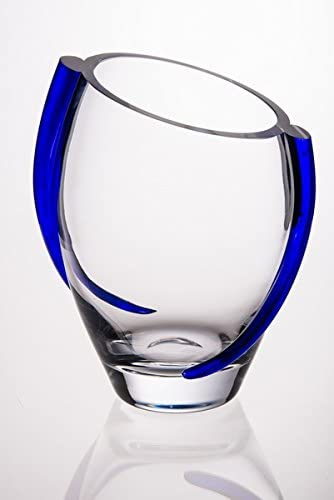 Majestic Gifts Inc. European Handmade Glass Vase
