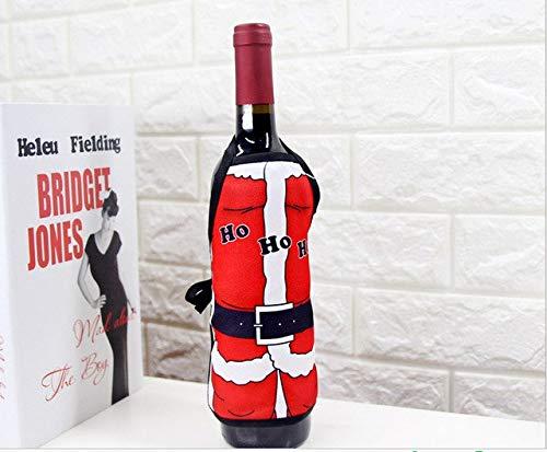 Casavidas eTya Juego de cubiertas para botellas de vino, diseño de ...