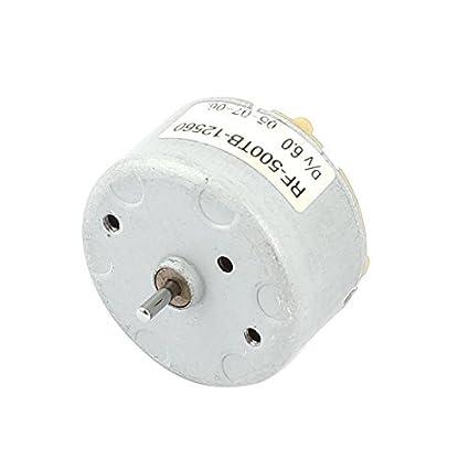 3V-12V 18000rpm 32 mm de diámetro DIY juega DC magnético Micro Motor - - Amazon.com