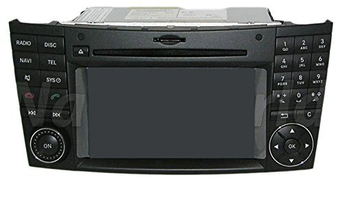 original mercedes comand ntg2 5 navigation with bluetooth amazon co rh amazon co uk
