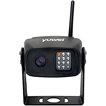 Amazon.com: Wireless Backup Camera with Night Vision High