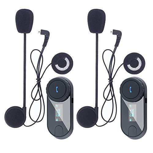 Motorcycle Intercom Bluetooth Headset FreedConn Wireless Communication...