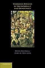 Economic Origins of Dictatorship and Democracy Paperback