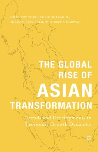 The Global Rise of Asian Transformation: Trends and Developments in Economic Growth Dynamics