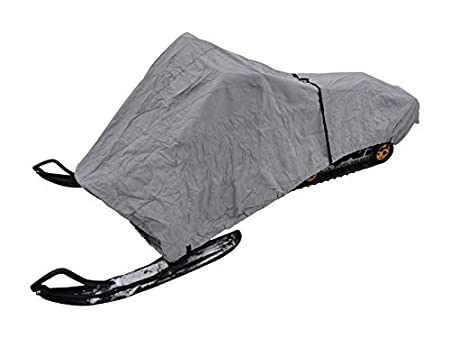 Venture Snowmobile Cover for All Season Indoor or Outdoor Storage fits Medium sleds up to 113 Chassis Length