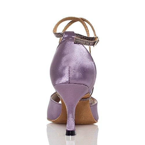 Miyoopark Gray 7 bal 5cm Salle femme heel de q7a4x1qwz