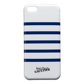 Gaultier Sailor Iphone Coque Jp259626 5c Blancbleu Pour Jean Paul 8OXNnwPk0