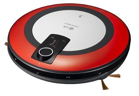 LG VR5940LR - Robot aspirador, 14.8 V, 0.4 L, color rojo: Amazon.es ...