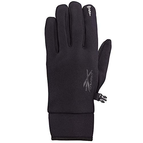 (Seirus Innovation 1171  Women's Soundtouch Xtreme All Weather Glove, Small, Black)