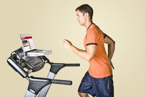 SurfShelf Treadmill Desk: Laptop and iPad Holder