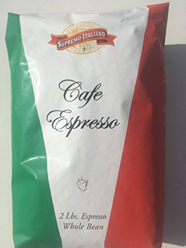 e Expresso Whole Bean Coffee Cafe Gourmet Coffee Classic Italian Espresso 2 Lb (Classic Whole Bean Coffee)