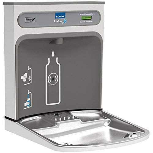 (Elkay EZWSRK EZH2O RetroFit Bottle Filling Station Kit, Non-Filtered Non-Refrigerated)